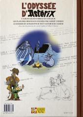 Verso de Astérix (albums Luxe en très grand format) -26- L'Odyssée d'Astérix