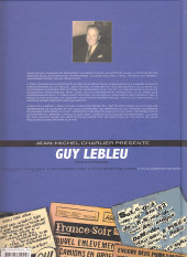 Verso de Guy Lebleu -5- 15 milliards de diamants