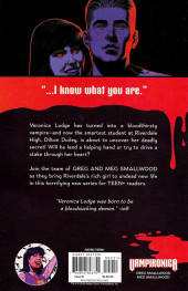 Verso de Vampironica (2018) -2B- ...I Know What You Are