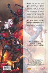Verso de Spider-Man : Spider-Verse