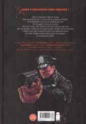 Verso de Kill or Be Killed -2- Tome 2