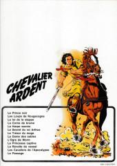 Verso de Chevalier Ardent -9a1981- L'ogre de Worm