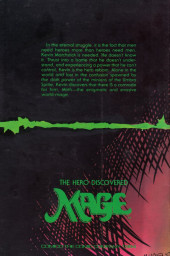 Verso de Mage (1984) -1- Chapter 1: Outrageous Slings and Arrows