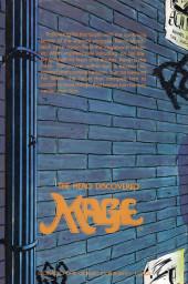 Verso de Mage (1984) -2- Chapter 2: Too, Too Solid Flesh