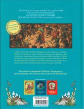 Verso de Aliénor Mandragore -4- Le Chant des Korrigans