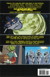 Verso de Star Wars Adventures (2017) -AN2018- Mind Your Manners