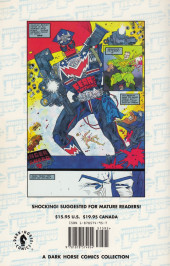 Verso de Marshal Law: Super Babylon (1992) -INT- Marshal Law: Blood, sweat and fears