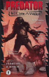 Verso de Mask/ Marshal Law (the) (1998) -1- The Mask/ Marshal Law #1