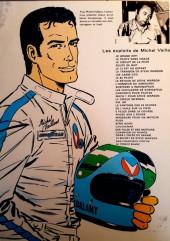 Verso de Michel Vaillant -16c1978'- Km. 357