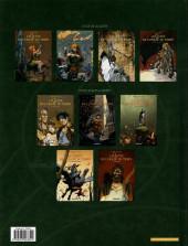 Verso de La quête de l'oiseau du temps -8a17- Le chevalier bragon