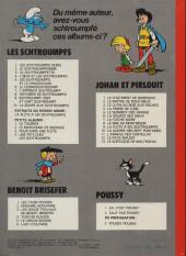 Verso de Benoît Brisefer -2a1977- Madame adolphine