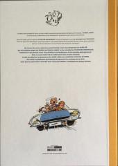 Verso de Spirou et Fantasio -41TT- La vallée des bannis