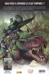 Verso de Indestructible Hulk (Marvel Deluxe) -INT2- Paradoxes temporels