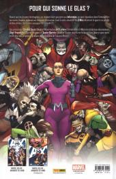 Verso de Inhumans vs X-Men - Tome INT