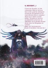 Verso de Capitaine Albator - Dimension voyage -6- Tome 6