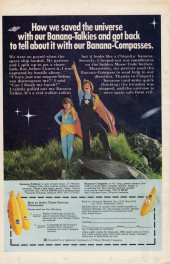 Verso de Marvel Two-In-One (1974) -AN04- A Mission of Gravity!