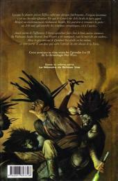 Verso de Star Wars - Jedi -2- Quinlan Vos contre ses démons