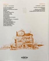 Verso de XIII -10c2017- El Cascador
