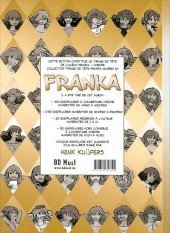 Verso de Franka (BD Must) -HSTT- Chrome
