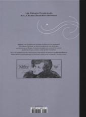 Verso de Les grands Classiques de la Bande Dessinée érotique - La Collection -5675- La Vénus à la fourure