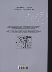 Verso de Les grands Classiques de la Bande Dessinée érotique - La Collection -5753- Magenta - tome 2