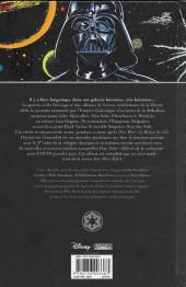 Verso de Star Wars - Classic -8- Tome 8
