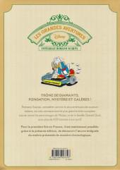 Verso de Les grandes aventures Disney de Romano Scarpa -3- Picsou et le sage de Ulah-Ulah et autres histoires (1957-1959)