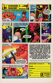 Verso de Marvel Two-In-One (1974) -85- The Final Fate of Giant-Man!