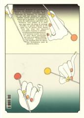 Verso de Mimikaki - L'étrange volupté auriculaire
