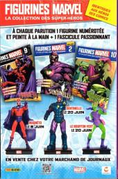 Verso de X-Men Resurrxion  -8- Peine et trouble
