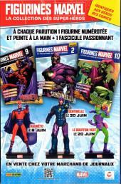Verso de Marvel Generations -4- 4/4
