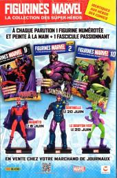 Verso de Avengers (Marvel France - 2017) -12- Vive la reine!