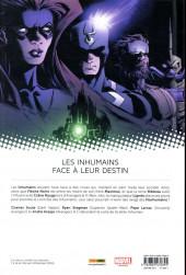 Verso de Inhuman -2- L'héritage