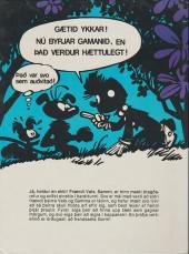 Verso de Spirou et Fantasio (en langues étrangères) -9Islandais- Baráttan um arfinn