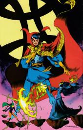 Verso de Marvel Fanfare (1982) -6- Marvel Fanfare #6