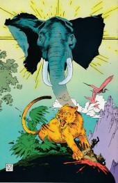 Verso de Marvel Fanfare (1982) -10- Marvel Fanfare #10
