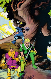 Verso de Marvel Fanfare (1982) -13- Marvel Fanfare #13