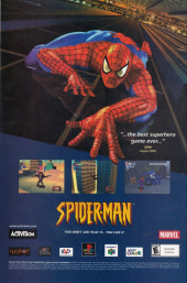 Verso de Sentry (the) (2000) -SP- Sentry/ Spider-man