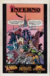 Verso de Marvel Age (1983) -69- Marvel Age 69