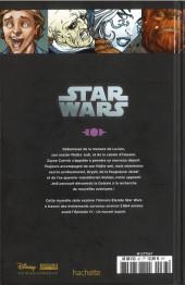 Verso de Star Wars - Légendes - La Collection (Hachette) -6715- Chevaliers de L'Ancienne République - VI. Ambitions Contrariées