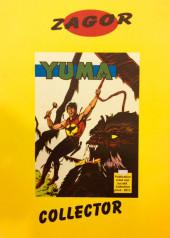 Verso de Yuma (1re série) -375HS- Le vieillard de la montagne
