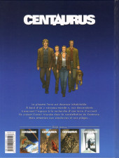 Verso de Centaurus -4- Terre d'angoisse