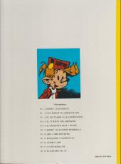 Verso de Spirou et Fantasio (en langues régionales) -2Catalan- Espirú i els hereus