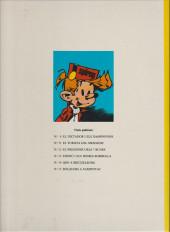 Verso de Spirou et Fantasio (en langues régionales) -6Catalan- El dictador i els xampinyons