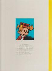 Verso de Spirou et Fantasio (en langues régionales) -15Catalan- Bolquers a xampinyac