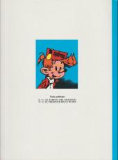 Verso de Spirou et Fantasio (en langues régionales) -12Catalan- El presoner dels 7 budes