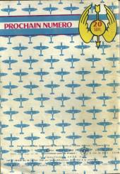 Verso de Battler Britton -26- Le monstre volant
