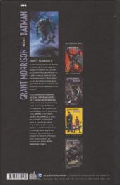 Verso de Batman (Grant Morrison présente) -2a12- Batman R.I.P.