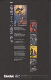 Verso de Batman (Grant Morrison présente) -3a13- Nouveaux masques