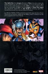 Verso de Thor (Marvel Icons) -2- Tome 2